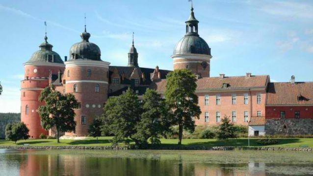 Henrik Von Collen. Gripsholm Castle. Mariefred, Sodermanland, Sweden. 1537-1709