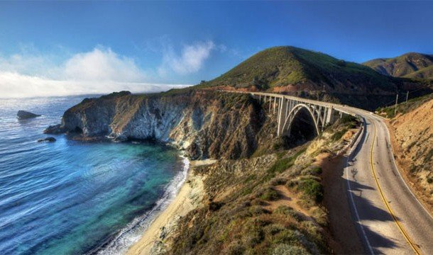 Highway 1, California Most Beautiful Road In The World Top Gear