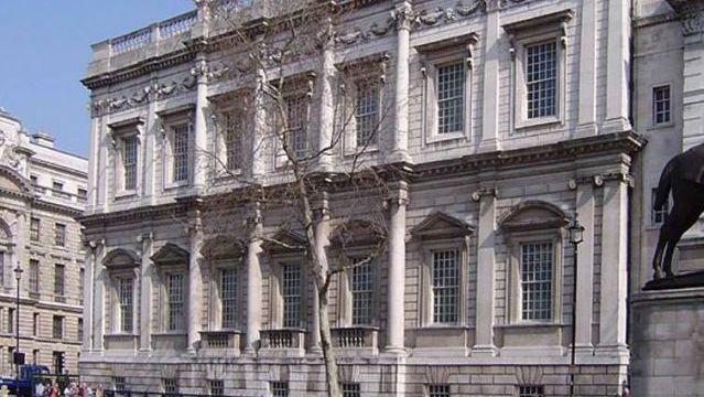 Inigo Jones, Palladio. Banqueting House. London. 1619-1622