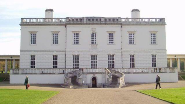 Inigo Jones. Queen's House. Greenwich, London. 1616-1619