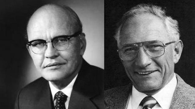 Jack St. Clair Kilby and Robert Noyce