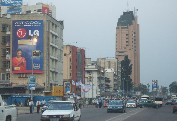 Kinshasa, Democratic Republic of the Congo top 20 most expensive cities in the world
