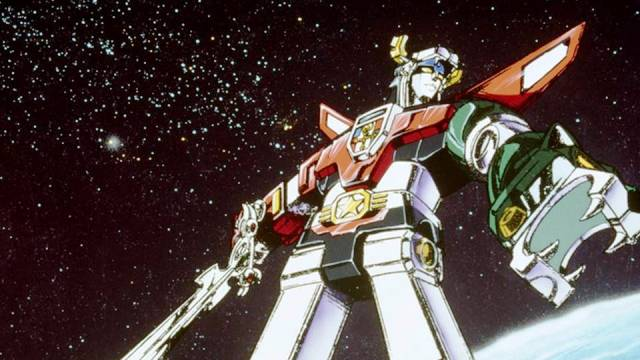 Lion Force Voltron, Defender of the Universe