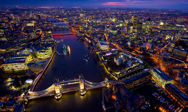 London, United Kingdom top 20 most expensive cities in the world