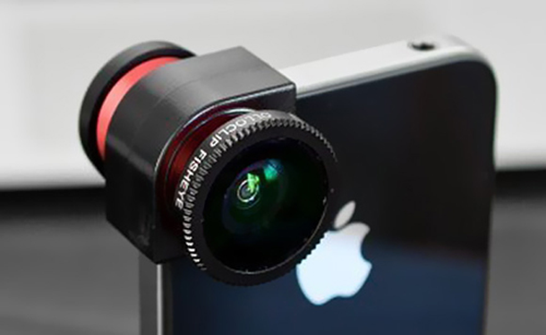 Olloclip Quick-Connect Lens Solution for iPhone 4S-4