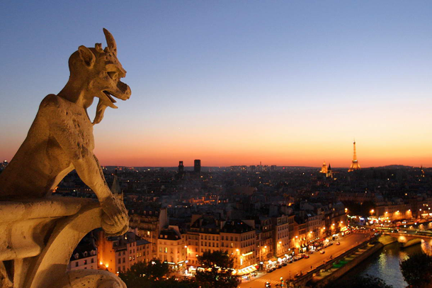 Paris, France most expensive cities in the world full list