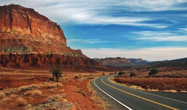 Red Rock Scenic Byway, Arizona Most Beautiful Road In The World Top Gear