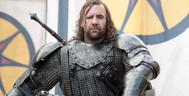 Rory McCann is an avid supporter of the Scottish Green Party.