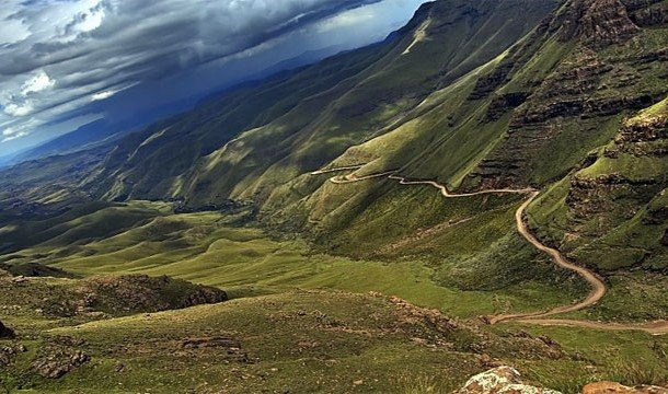 Sani Pass, South Africa Best Roads In The World