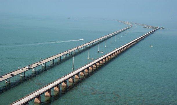 Seven Mile Bridge, Florida