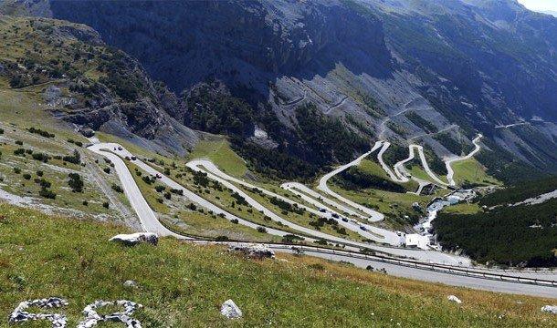 Stelvio Pass, Italy Best Roads In The World