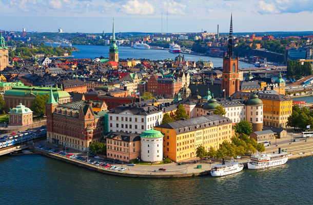 Stockholm, Sweden  most expensive cities in the world