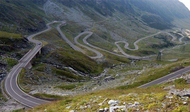 Transfagarasan, Romania Most Beautiful Road In The World Top Gear
