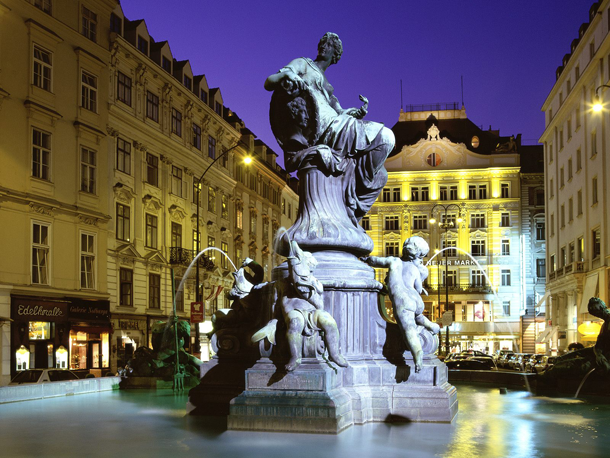 Vienna, Austria top 10 most expensive cities in the world