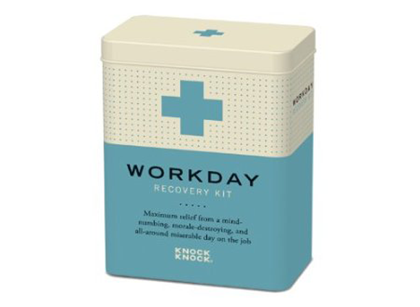 Workday Recovery Kit By Knock Knock