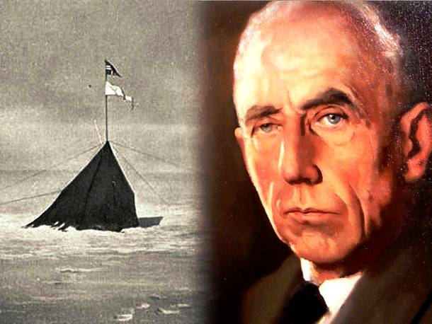 First Expedition to South Pole (Roald Amundsen) Famous Expeditions 21st Century