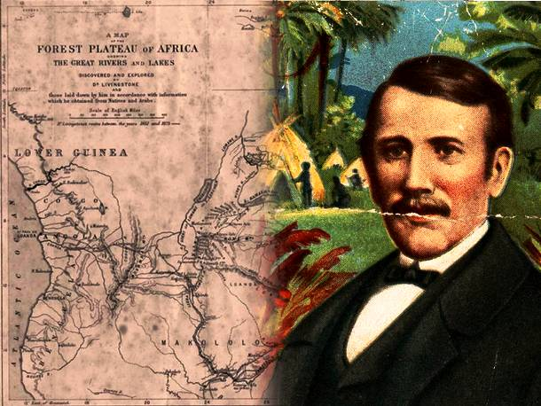 The Search for the Nile's Source in Africa (David Livingstone) Famous Expeditions 21st Century