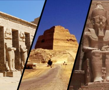 20 Egyptian Architecture Images