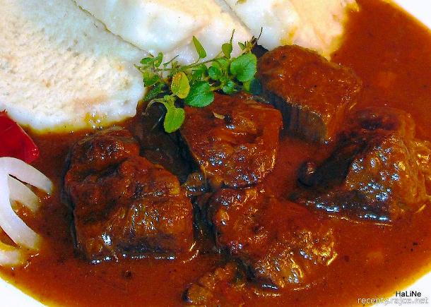 Hungary Goulash famous food from other countries