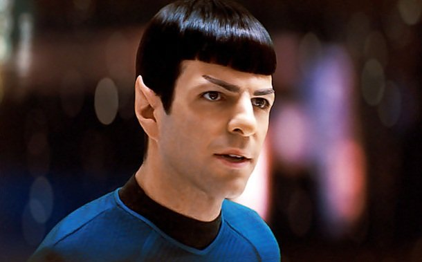 Mr. Spock is the Famous Aliens