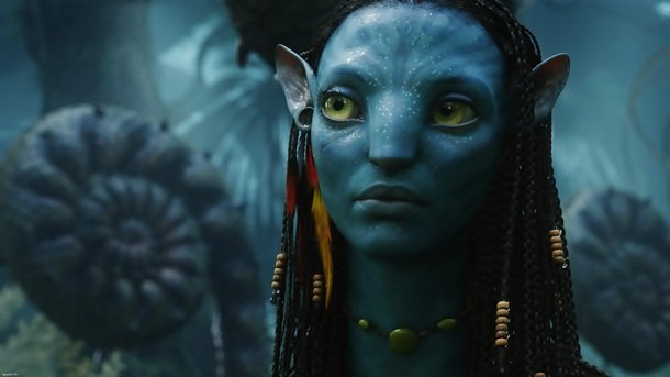 Neytiri is the Famous Aliens