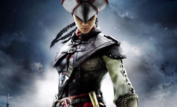 Aveline de Grandpré, Assassin's Creed Liberation female game characters