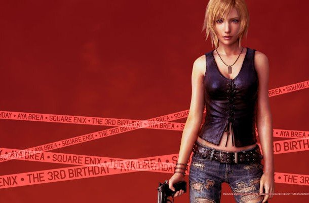 Aya Brea, Parasite Eve female game characters