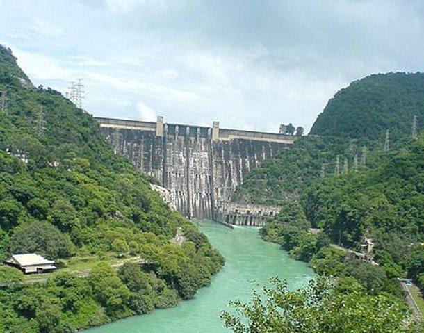 Bhakra Dam, India largest dam in the india