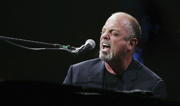 Billy Joel – 100+ Million best selling female artist of all time