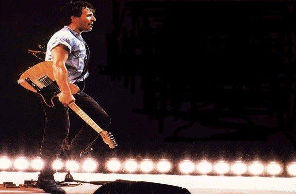 Bruce Springsteen – 100 Million best selling female artist of all time