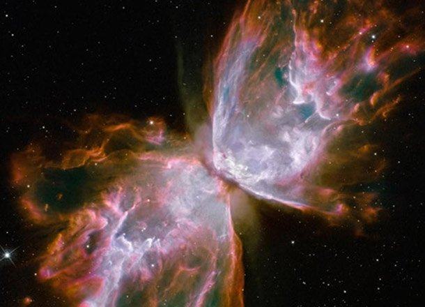 Butterfly effect Strangest Things in Space
