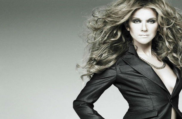 Celine Dion –125 Million best selling female artist of all time