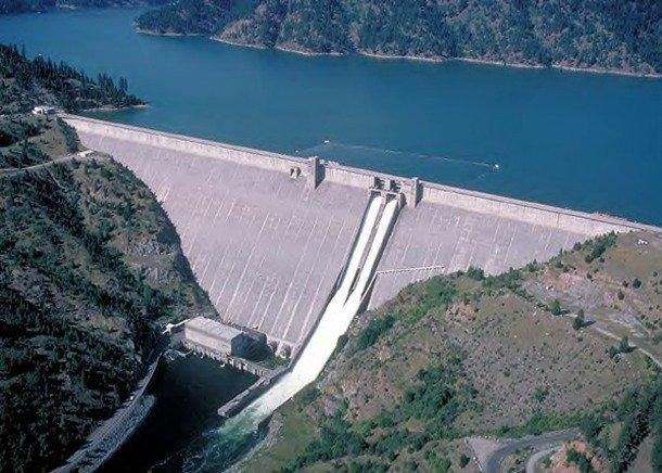 Dworshak Dam top 10 biggest dam in the world