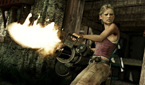 Elena Fisher, Uncharted hottest female game characters