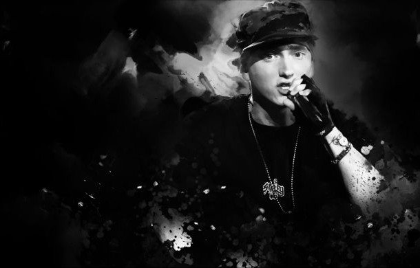 Eminem – 115 Million top 100 selling albums of all time