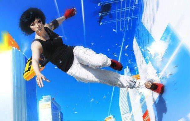 Faith, Mirror's Edge 90s female videogame characters