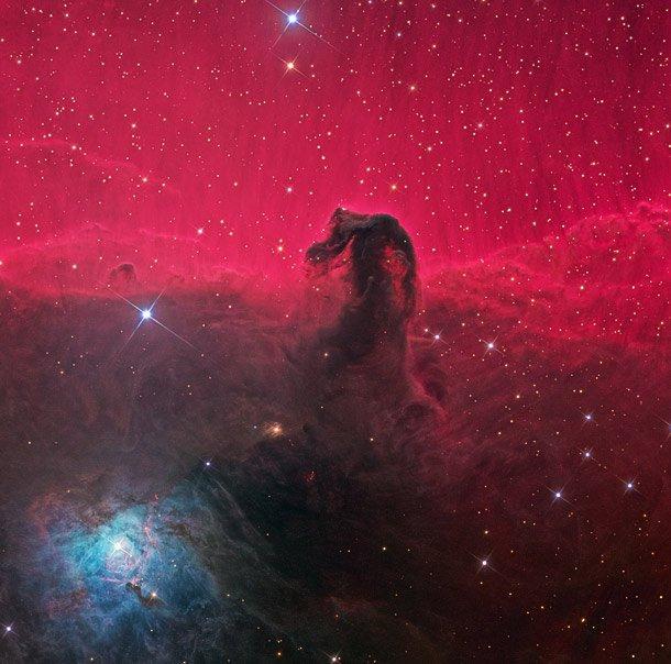 Horse Head Nebula Things Happening In Space