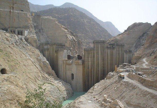 Karun-4 Dam, Iran largest dam in the world 2019