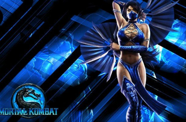 Kitana, Mortal Kombat 90s female videogame characters