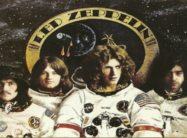 Led Zeppelin – 140 Million