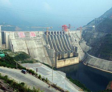 Longtan Dam