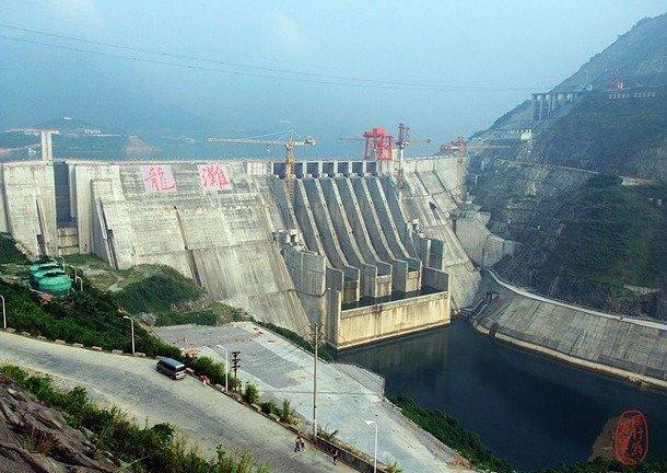 Longtan Dam deepest dam in the world