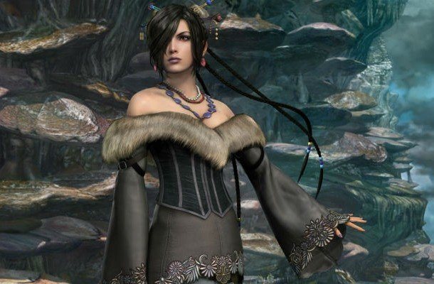 Lulu, Final Fantasy X, X-2 80s female videogame characters