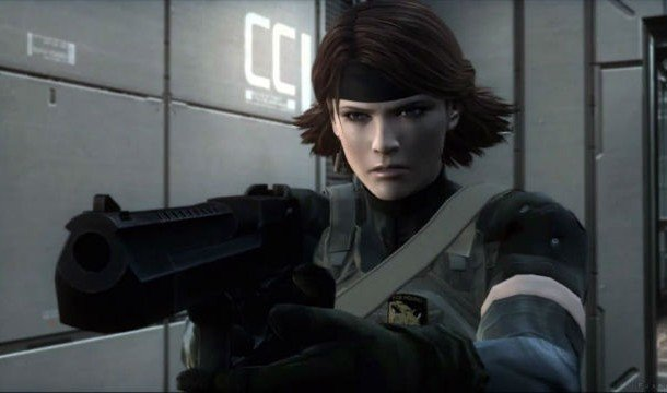 Meryl Silverburgh, Metal Gear Solid lead female game characters