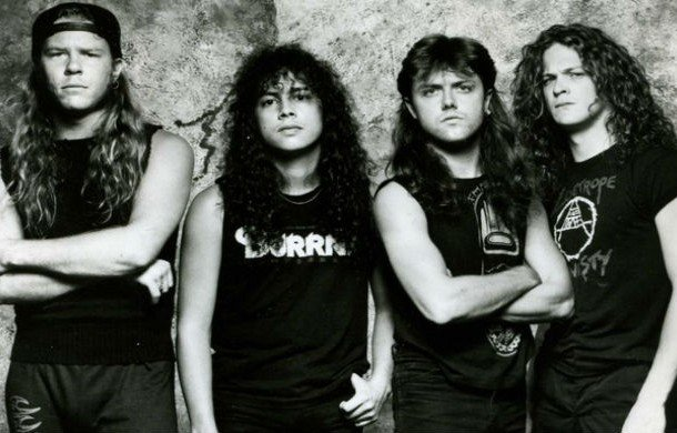 Metallica – 90 Million best selling rappers of all time