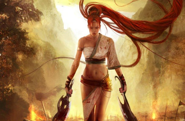 Nariko, Heavenly Sword lead female game characters
