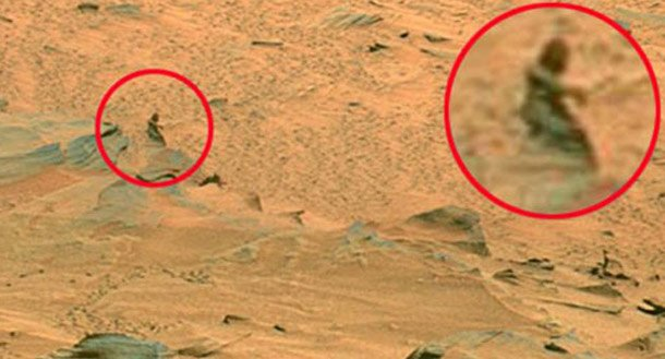 Person on Mars Things Happening In Space