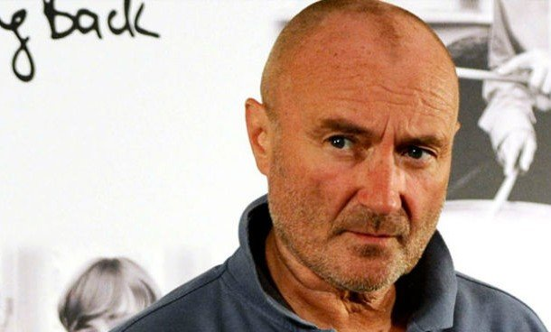 Phil Collins – 85+ Million best selling rap albums of all time