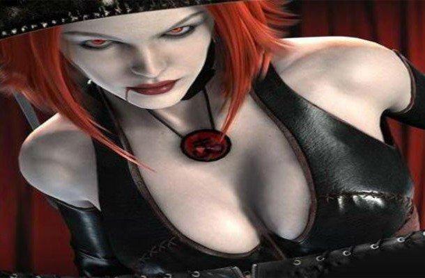 Rayne, Bloodrayne best female rpg characters