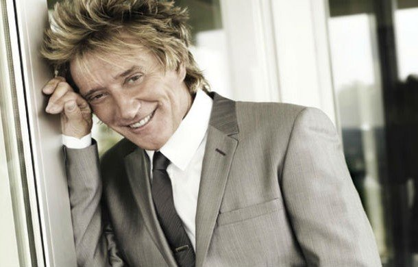 Rod Stewart – 76 Million best selling rap albums of all time
